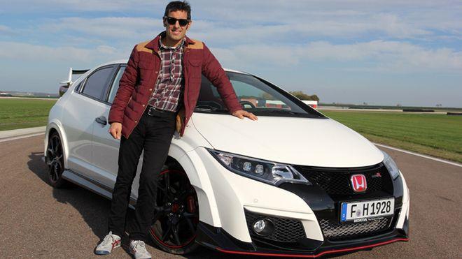 """Les essais de Soheil Ayari - Honda Civic Type R : """"moins bien que les anciennes ! """""""