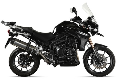 Mivv Speed Edge avec Catalyseur pour la Triumph Tiger Explorer 1200