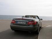 Essai - Mercedes Classe E cabriolet :  le cab CLK en beaucoup mieux ?