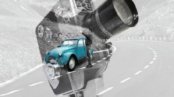 """L'INA lance une opération """"Mémoires partagées"""" dédiée à l'automobile"""