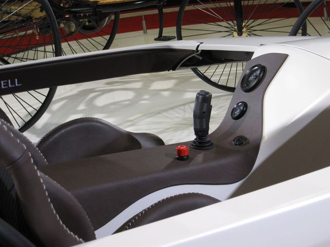 En direct du Salon de Francfort : le Mercedes-Benz F-CELL Roadster