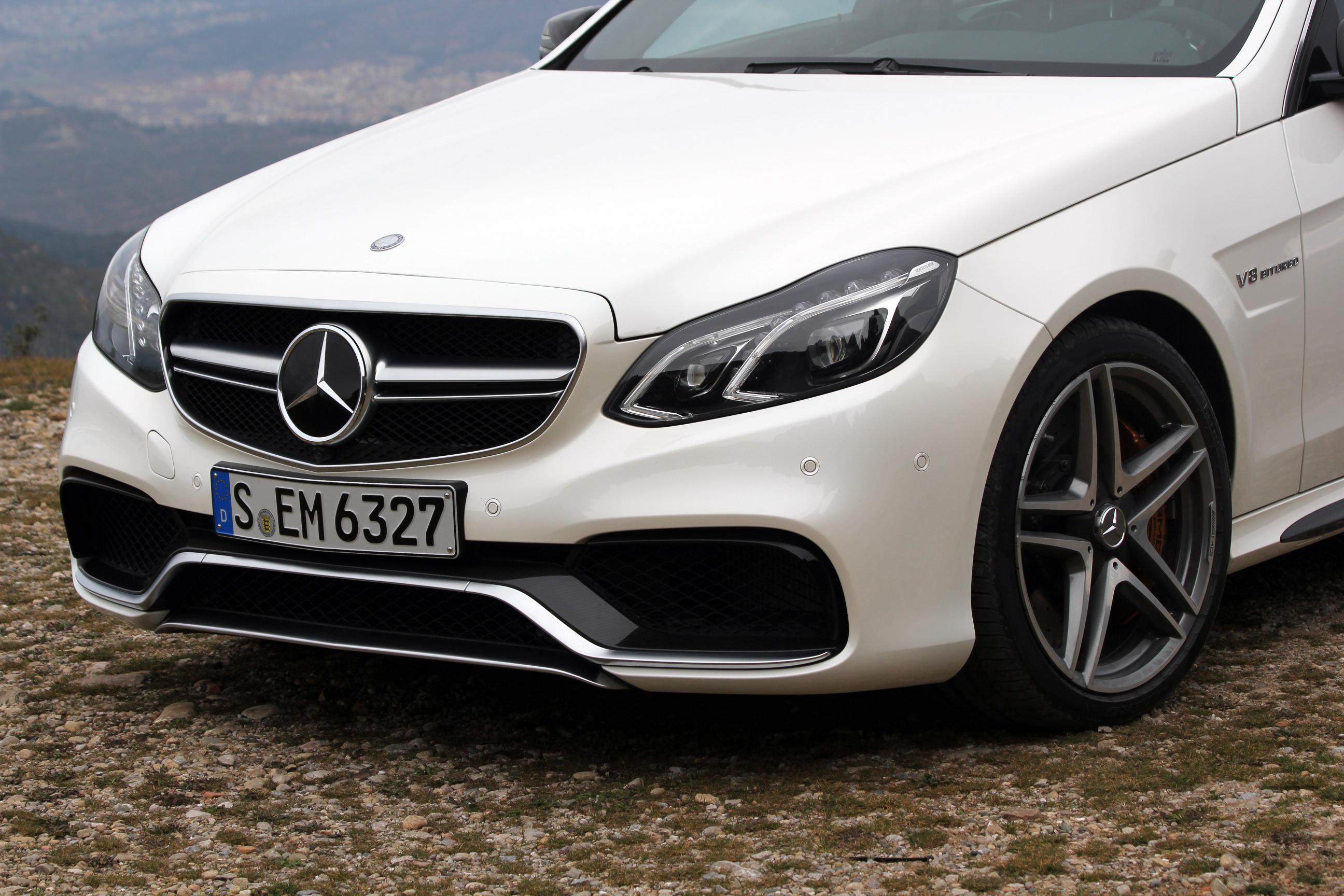 Essai Vid O Mercedes Classe E 63 Amg S 4matic Transmutation R Ussie