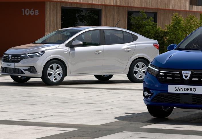 Nouvelles Dacia Sandero et Sandero Stepway: les premières photos officielles