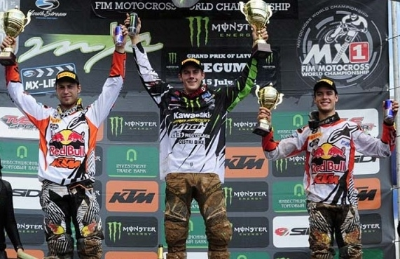 Interview : Jordi Tixier sur  le podium en 2013 ?