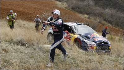 WRC : Citroën craint de manquer de C4 !