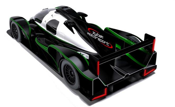 Une nouvelle Zytek LMP2 coupé pour 2016