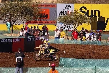 MX - GP d'Afrique du sud