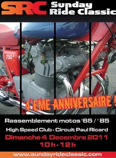 Sunday ride Classic... et de 4