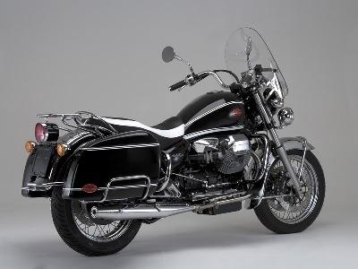 Moto Guzzi 1100 California Vintage : La tata d'Amérique