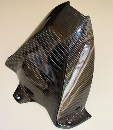 BMW S1000 RR: du carbone pour vos garde-boue...