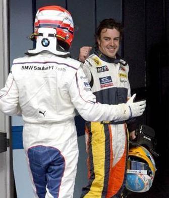 Formule 1 - Alonso: Renault ou Ferrari, mais pas BMW
