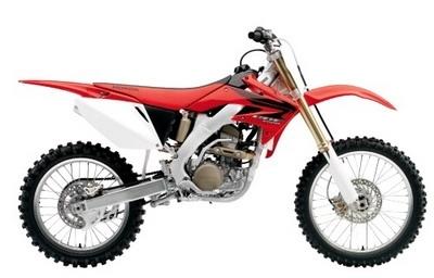 Nouveautés Cross 2007 : Honda