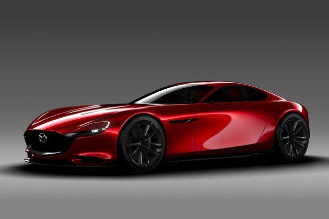 Salon de Tokyo 2015 - Mazda RX-Vision : le concept au moteur rotatif dévoilé
