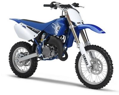 Nouveautés Cross 2007 : Yamaha