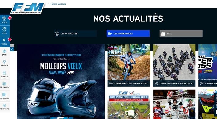 FFM lance son nouveau site
