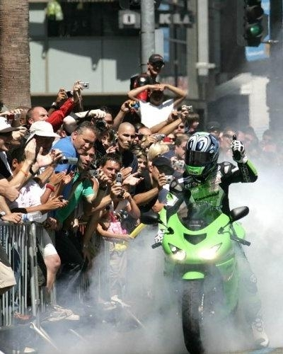 La MotoGP en guest star à Hollywood