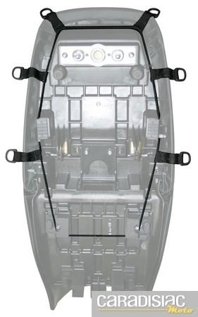 Bagster: une selle Seatster pour votre Kawasaki ER-6.