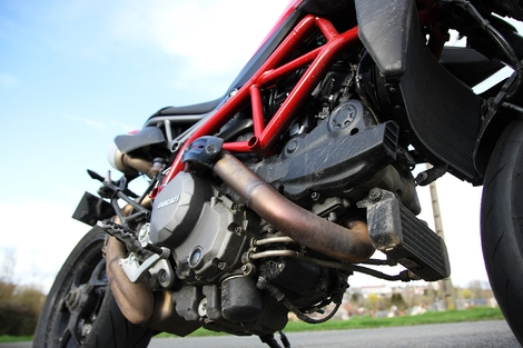 Essai Ducati Hypermotard 950