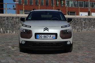 Citroën C4 Cactus : en avant-première, les photos de l'essai