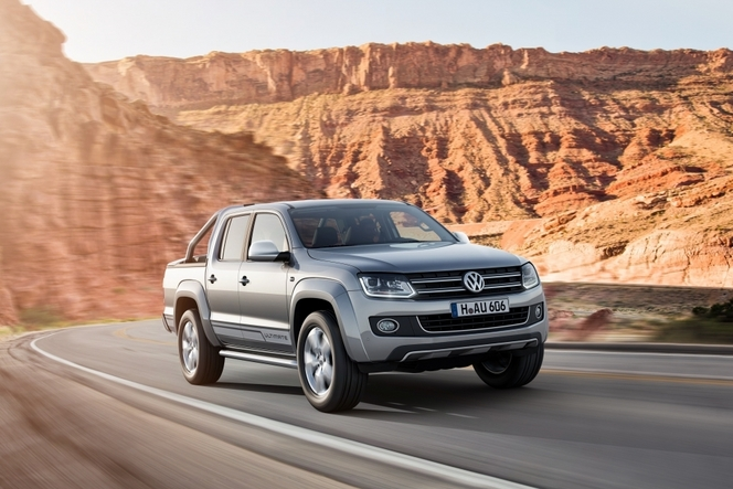 Volkswagen lance la série limitée Amarok Ultimate à partir de 39300 € HT