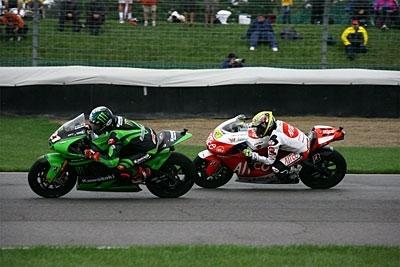 Moto GP - Kawasaki Aspar: Elias a désagréablement surpris Martinez