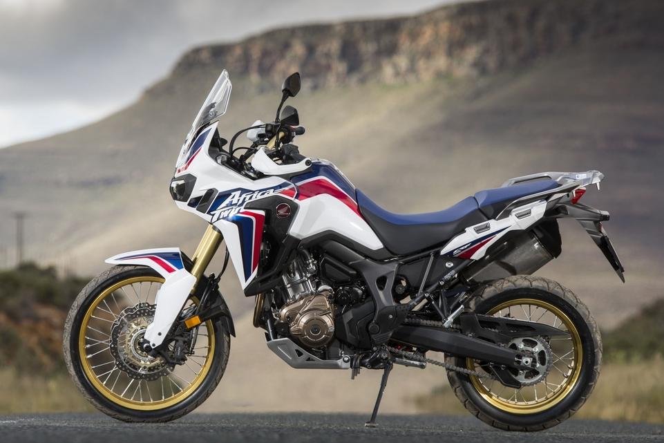 Essai Honda Africa Twin CRF 1000 L : L'Africa pour gagner