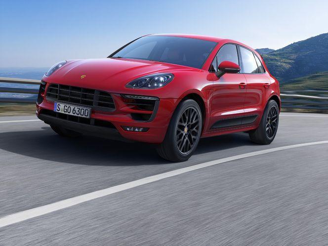 Salon de Tokyo 2015 - Porsche Macan GTS : affûté