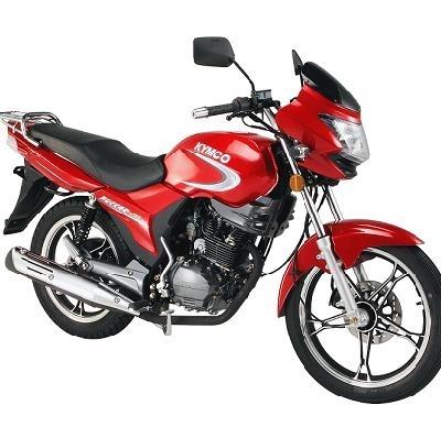 Moto 125 - Kymco Pulsar: Le rayonnement économique