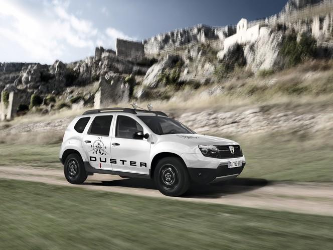 Dacia Duster Aventure : les prix