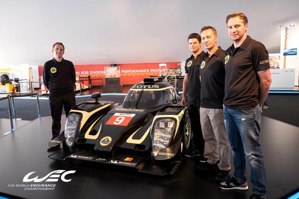 Lotus P1/01: une Lotus pour le LMP1
