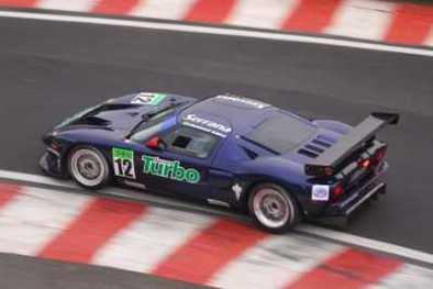 GT3: La Ford GT s'impose aussi au Brésil