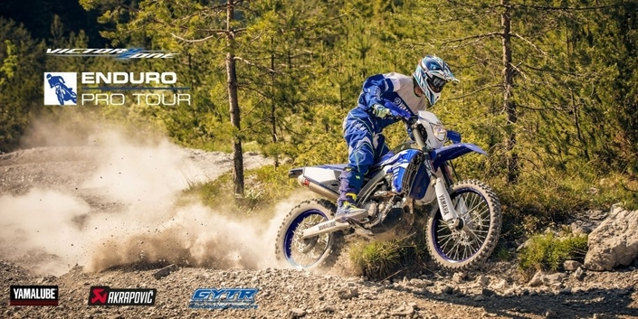 Enduro Pro Tour, les Yamaha WR250F et WR450F à l'essai