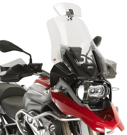 Givi Shield+: déflecteur d'air