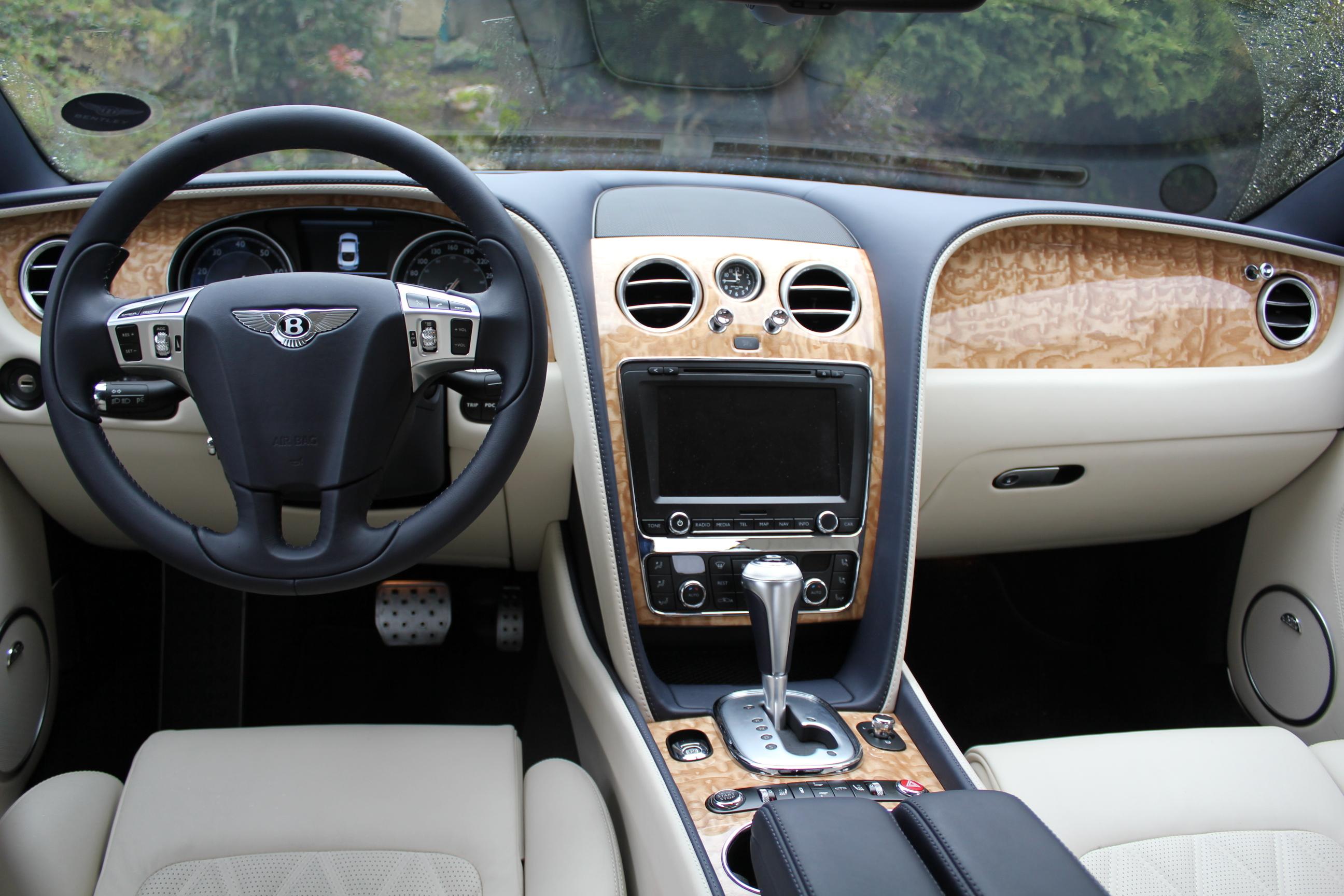 Essai Vid 233 O Bentley Continental Gt Speed So Scandalous
