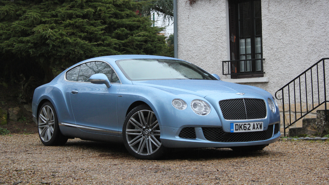 essai vid o bentley continental gt speed so scandalous. Black Bedroom Furniture Sets. Home Design Ideas