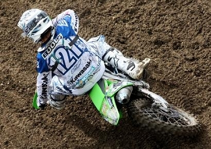 Motocross : Xavier Boog, deux ans de plus chez Kawasaki