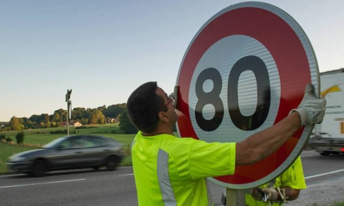 80 km/h sur route, c'est pour demain. Il serait maintenant judicieux pour les pouvoirs publics d'expliquer sur quelles données tangibles s'appuie ce choix.