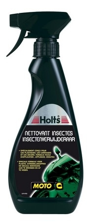 Holts nettoie les insectes.