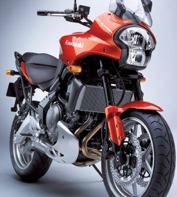 Kawasaki Versys: Dans l'air du temps