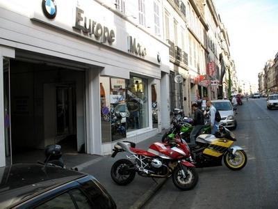 BMW R 1200 S 2006 : un air de café racer