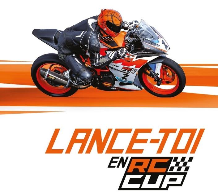 Coupes de marque KTM: RC390 Cup et Super Duke Cup 2018