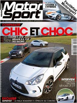 Citroën DS3 Racing : 202 ch pour la France, 207 pour l'Allemagne ! Pourquoi ?