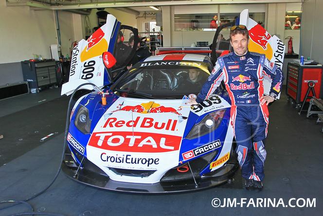Essais FIA GT Paul Ricard : la nouvelle vie de Sébastien Loeb et toutes les photos de Jean-Marie Farina