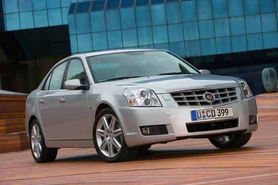 Cadillac BLS —
