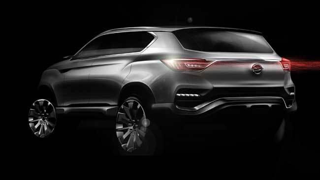 Concept Ssangyong LIV-1 : un de plus !
