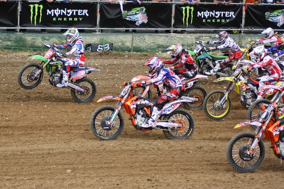 MXDN 2011 - St Jean d'Angely [MX2] : Baggett impressionne, Musquin confirme