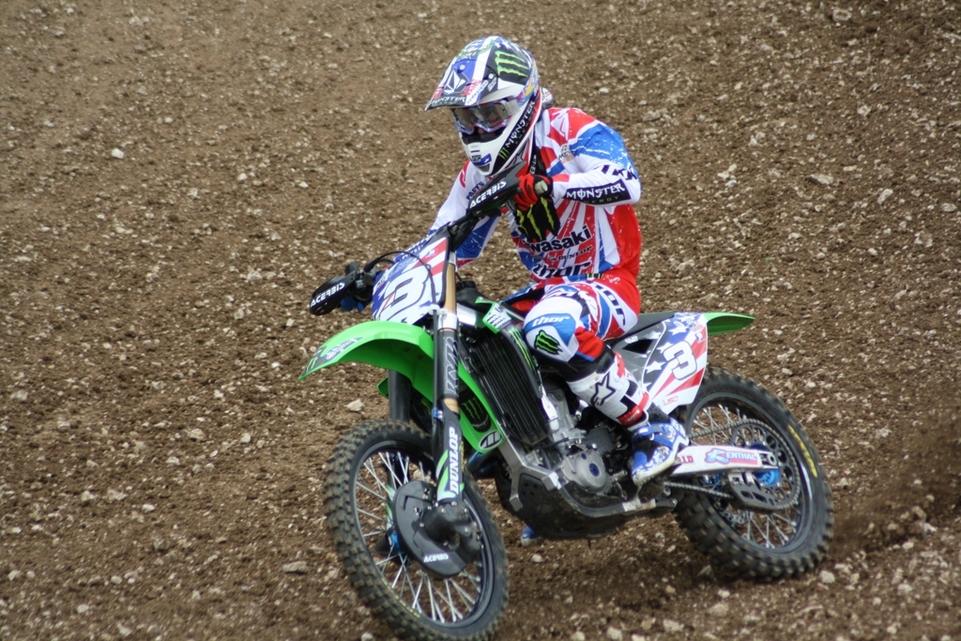 MXDN 2011 - St Jean d'Angely [OPEN] : Ryan Villopoto pour le trois sur trois