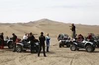 Mao Xian Goes 2010 : La magie du désert de Gobi