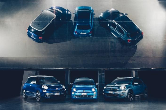 Fiat: la série spéciale Mirror sur les 500L et 500X