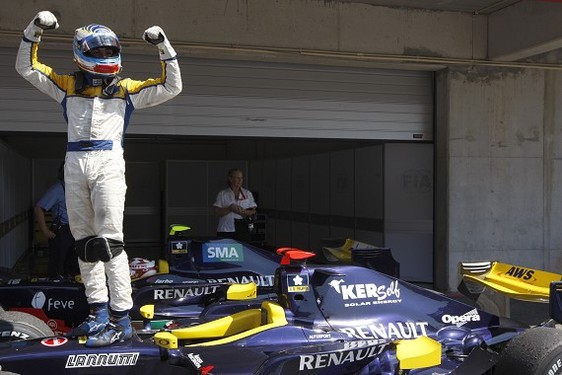 GP2 Portimao Course 2 : Filippi remporte la dernière